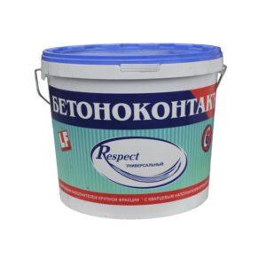 Бетонконтакт RESPECT 3,5кг