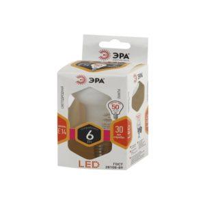 Лампа LED гриб  ЭРА 6W 827 E14