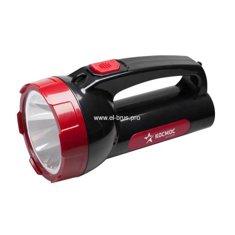 Фонарь  1 LED 5Вт аккум. КОСМОС 9105