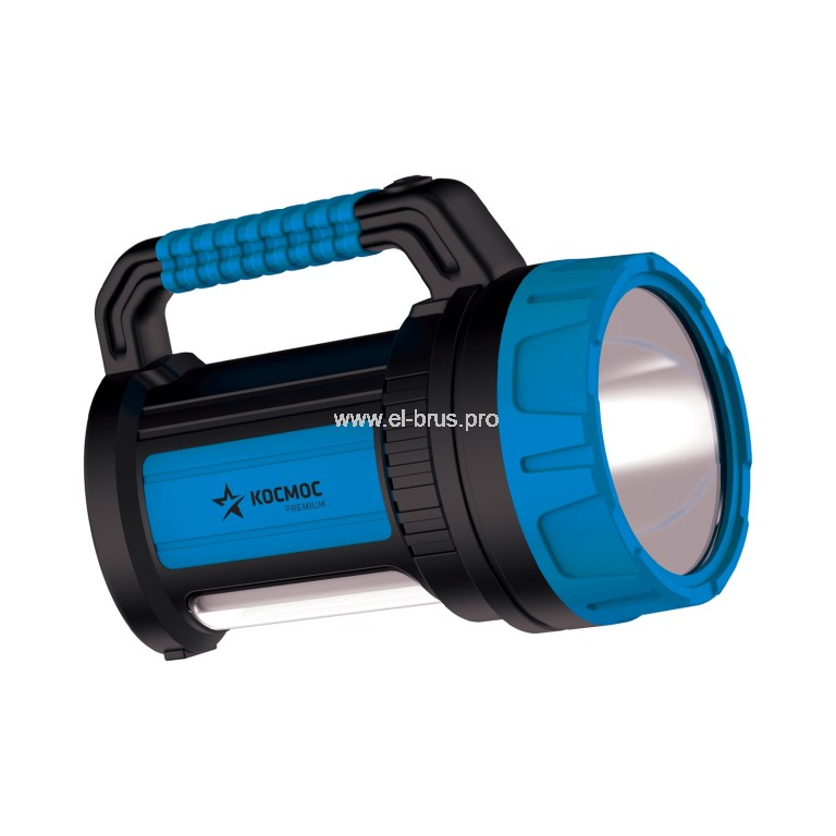 Фонарь  21 LED 7Вт аккум. USB 220/12В КОСМОС Premium 9107