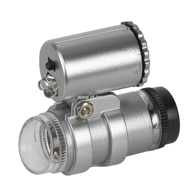 Фонарь-микроскоп 2 LED 3хLR927 ЭРА M45