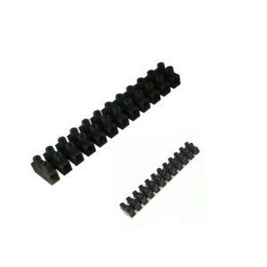 Колодка клеммная черная TDM ЗВИ-10 1,5-6мм²