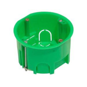 Коробка установочная с/у для полых стен 68Х45мм  КУ1202