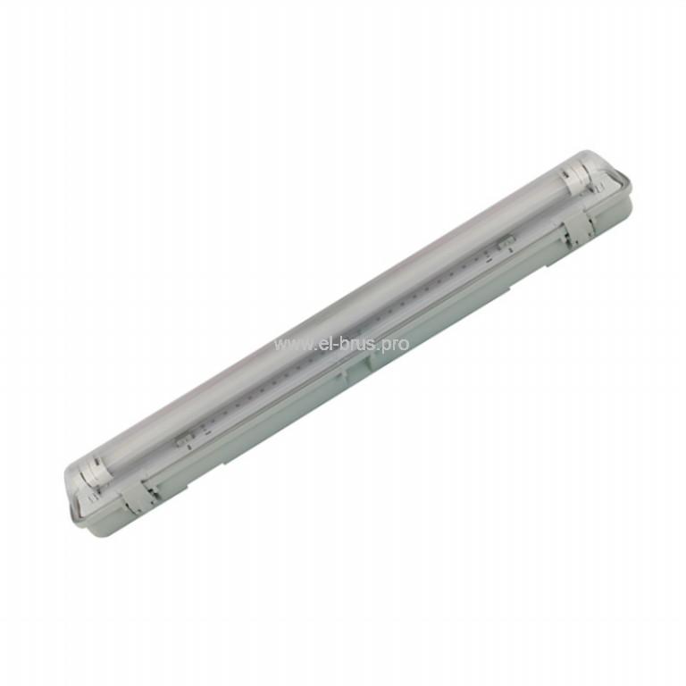 Корпус светильника под LED 18Вт 220В IP65 ULTRAFLASH