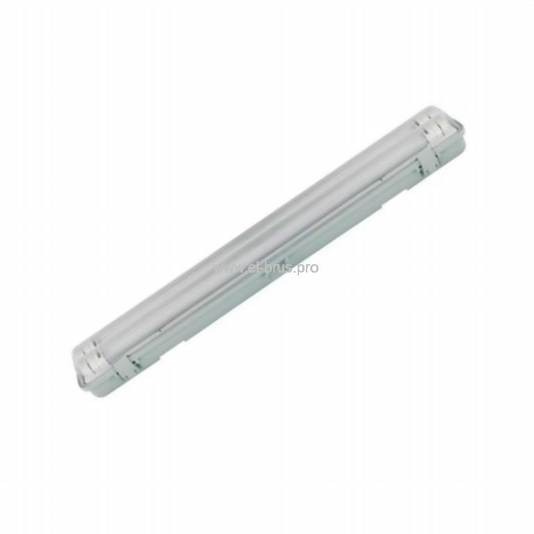 Корпус светильника под LED 2х18Вт 220В IP65 ULTRAFLASH