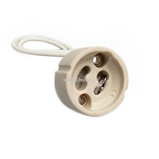 Патрон GU10 для галогенных ламп TDM
