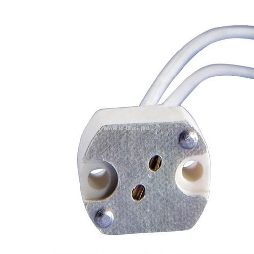 Патрон G4 для галогенных ламп TDM