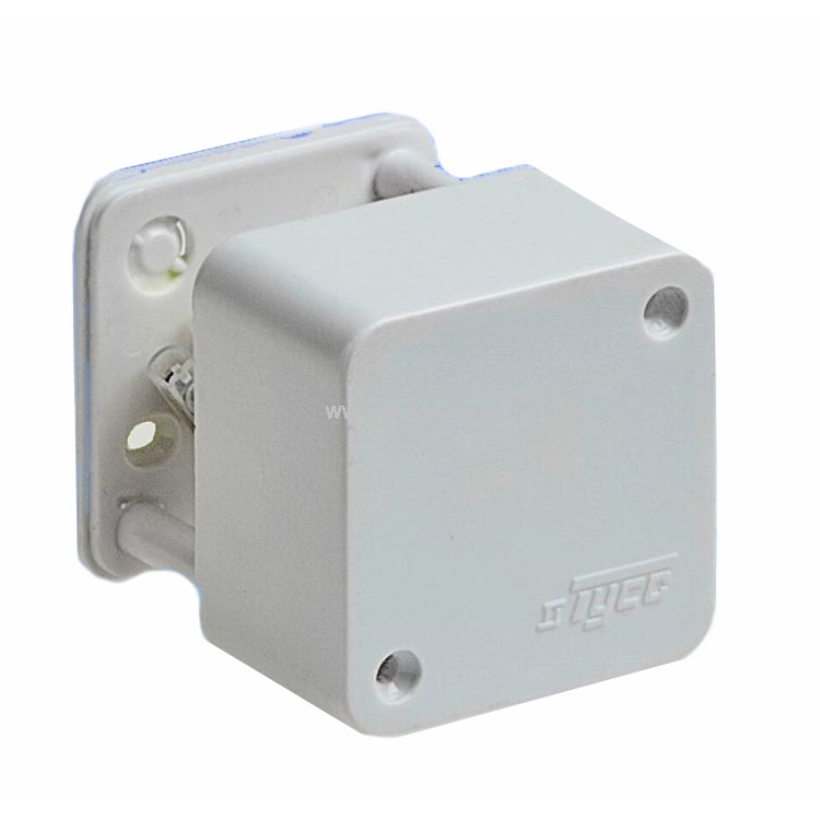 Распаячная коробка ОП IP40 белая ТУСО 55х55х32мм