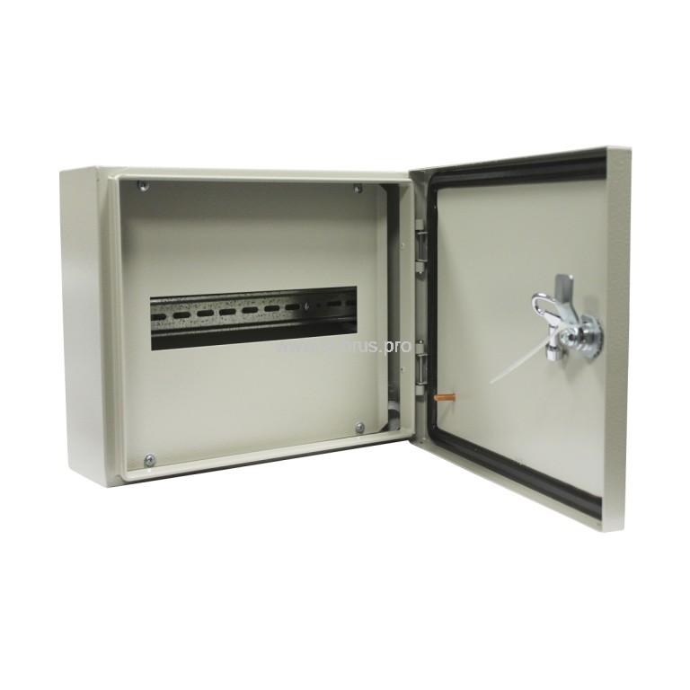 Щиток металл 265х330х120мм IP66 TDM ЩРН-12