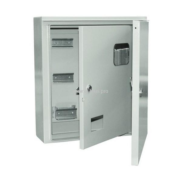 Щиток металл 445х400х150мм IP66 TDM ЩУ-3ф/1-1-6