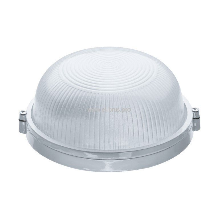 Светильник E27 100Вт IP54 круг белый NAVIGATOR