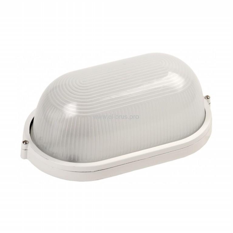 Светильник E27 100Вт IP54 овал белый NAVIGATOR