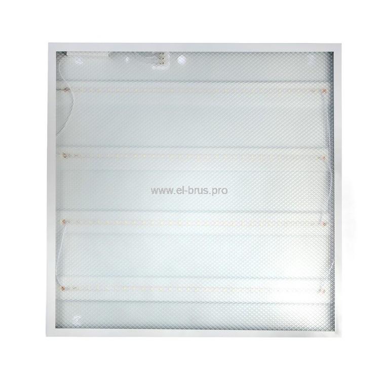 Панель LED универсальная с ЭПРА белая LLT 36Вт 230В 4000К