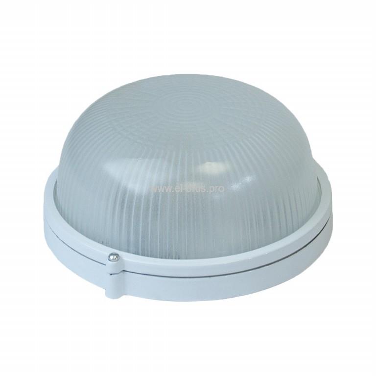 Светильник для бани круг Е27 60Вт белый CAMELION
