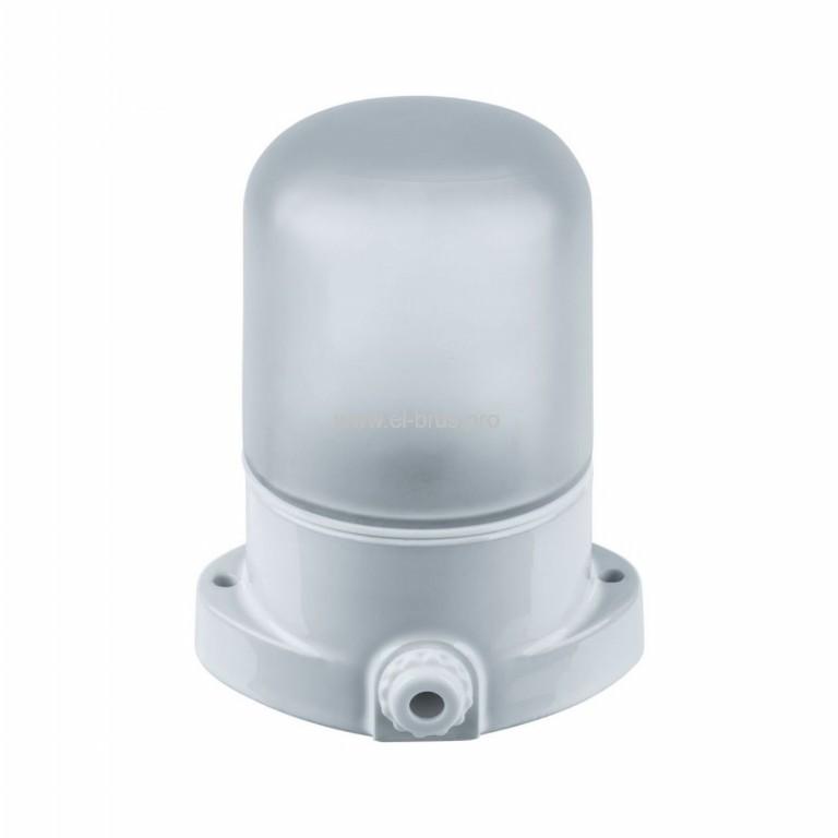 Светильник для бани овал Е27 60Вт белый NAVIGATOR