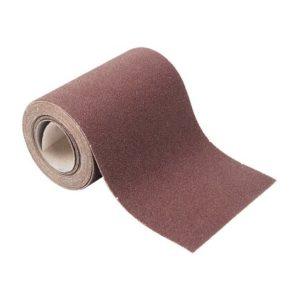 Бумага шлифовальная в рулоне 100мм Р120