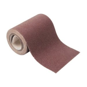 Бумага шлифовальная в рулоне 100мм Р240