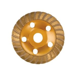 Чашка алмазная зачистная MATRIX Ø125мм турбо