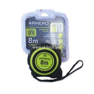 Рулетка ARMERO 25мм L-8м