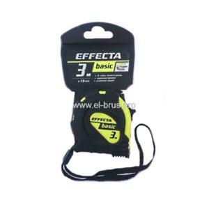Рулетка EFFECTA Basic 19мм L-3м