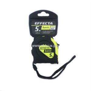 Рулетка EFFECTA Basic 25мм L-5м