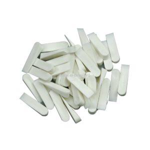 Клинья для плитки 23х6х6мм белый TOOLBERG 100шт