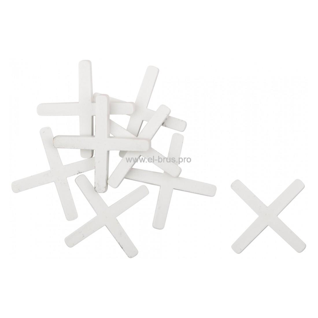 Крестики для плитки 3,0мм НАМЕРЕНИЕ 150шт