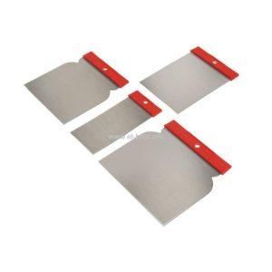 Набор металлических шпателей КУРС 50-80-100-120мм