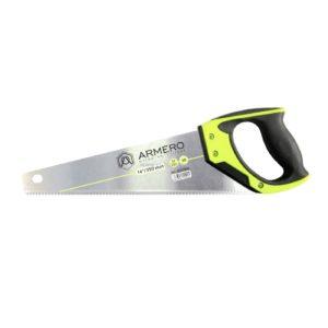 Ножовка по дереву 11TPI 3D ARMERO 350мм