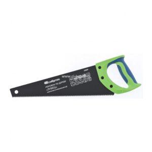 Ножовка по дереву  7-8TPI 2D тефлон СИБРТЕХ Зубец 350мм