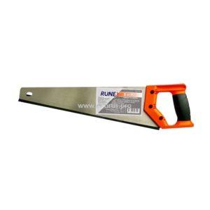 Ножовка по дереву 12TPI 3D RUNEX Swift 400мм