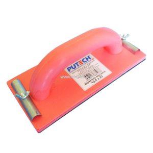 Сеткодержатель для шлиф. с металл. зажимом 105х230мм PUTECH