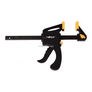Струбцина пистолетная 150х25мм POBEDIT