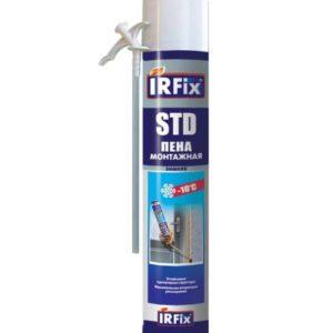 Пена монтажная зима IRFIX Standart 750мл