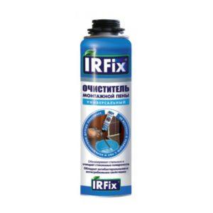 Очиститель монтажной пены универсальный IRFIX 500мл