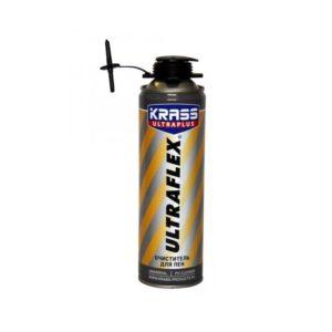 Очиститель монтажной пены универсальный KRASS Ultraplus 500мл