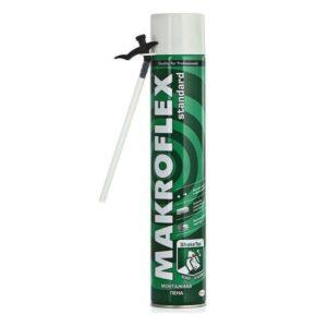 Пена монтажная MAKROFLEX Standart 650мл