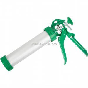 Пистолет для герметика цилиндрический BLAST Tube 300мл