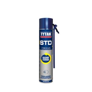 Пена монтажная TYTAN Standart 750мл