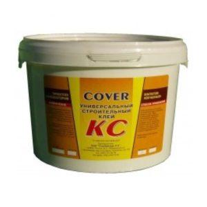 Клей универсальный строительный КС COVER 1,5кг
