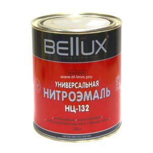 Нитроэмаль НЦ-132 универсальная серая BELLUX 0,7кг