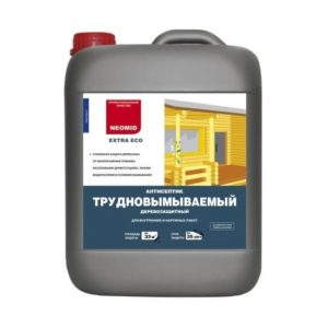 Антисептик для древесины трудновымываемый NEOMID Extra Eco 10кг