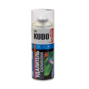 Очиститель силикона KUDO Remover 520мл