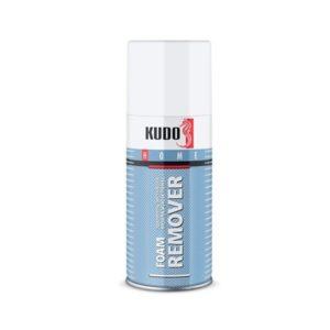 Очиститель монтажной пены KUDO Foam Remover 210мл