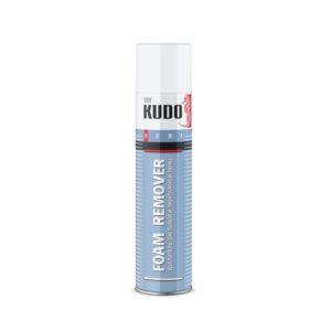 Очиститель монтажной пены KUDO Foam Remover 400мл