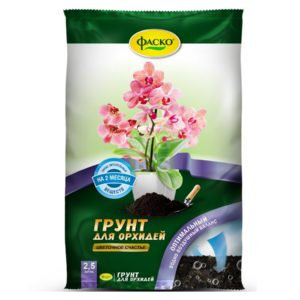 Грунт для орхидей ФАСКО 2,5л