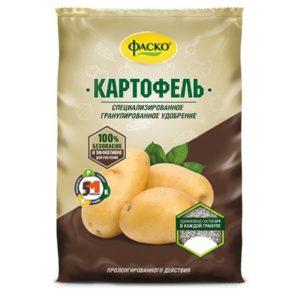 Удобрение для картофеля ФАСКО 3кг сухой