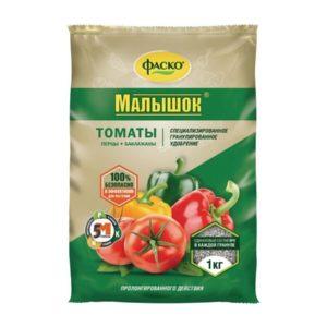 Удобрение для томатов ФАСКО Малышок 1кг сухой