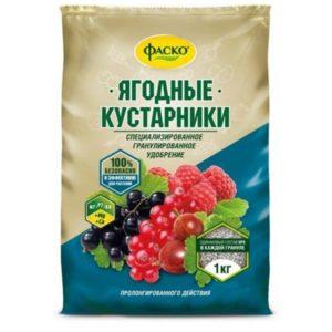 Удобрение для ягодных ФАСКО 1кг сухой