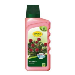 Удобрение для роз ФАСКО Цветочное Счастье 285мл жидкий